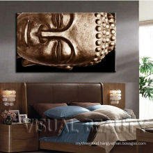 Giclee Buddha Canvas Painting with frame