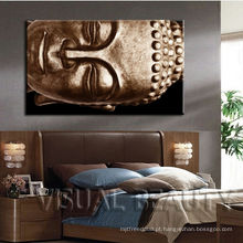 Pintura Giclee da lona de Buddha com frame