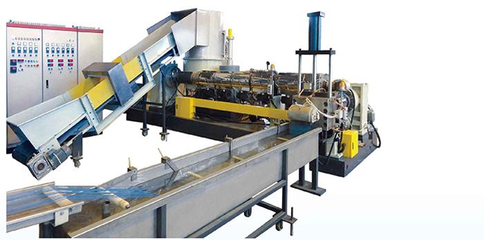 High Quality Plastic Granulator Machine