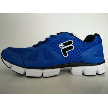 Male Vintage Blue Md Outsole Running Shoes