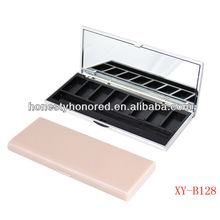 Rectangle Cosmetic Empty Eye Shadow Pallete /Eye Shadow Kit