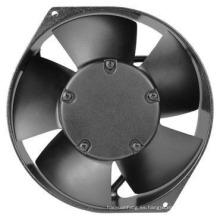 Ventilador axial reforzado con vidrio DC17255 de 172 mm x 151 mm x 55 mm