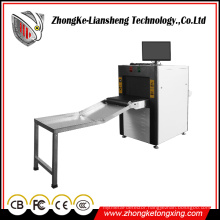 80 Kv Tube Voltag X-ray Baggage Scanner