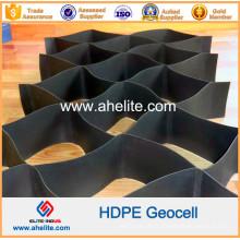 Structure en nid d'abeilles en plastique HDPE Geocell