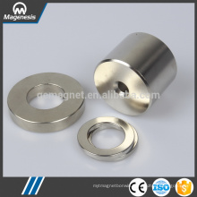 China manufacture new design y10t barium ferrite magnet