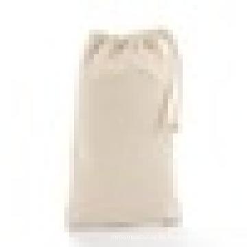 Bolso de algodón con cordón de alta calidad