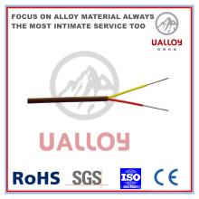 Cable de compensación de termopar aislado / trenzado tipo PE PE