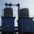 Cement plant air filtration dust collector cyclone filter