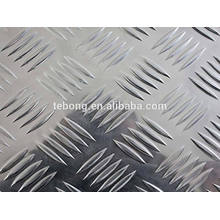 5005 Placa de control de aluminio de 5 barras