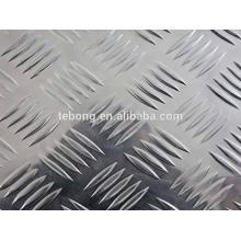 Plaque de vernis en aluminium 5005 5 bar