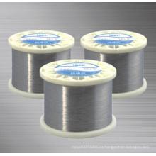 Diámetro de suministro 0.5-6.0mm Gr 5 bobina de titanio