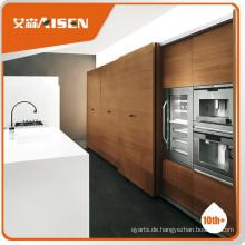 Stable Performance Holzfurnier Küchenschränke