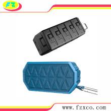 Calidad de sonido estéreo mejorada Altavoz inalámbrico de Bluetooth de largo alcance bajo de gran alcance