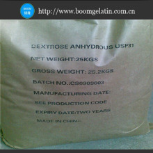 Bp2012 Lebensmittel / Injektion Dextrose wasserfrei