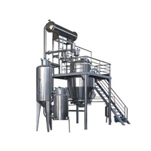 Instant coffee powder processing machine production line