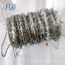 Barbed Wire Price Designs Per Ton Making