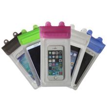 Neue Design Umhängeband PVC wasserdichte Handy Fall (YKY7253-1)