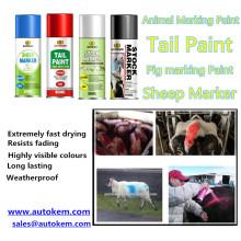 Animal Marker Spray, Animal Marking Paint Aerosol Spray
