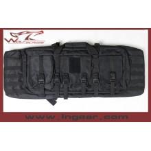 "40"" tactical Rifle al aire libre caja de arma del bolso de mano pistola 385 Pb 100cm"
