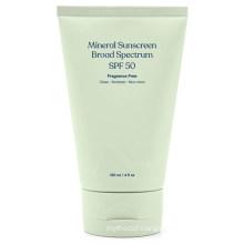 OEM Vegan Formula SPF 50 Mineral Sunscreen Broad Spectrum