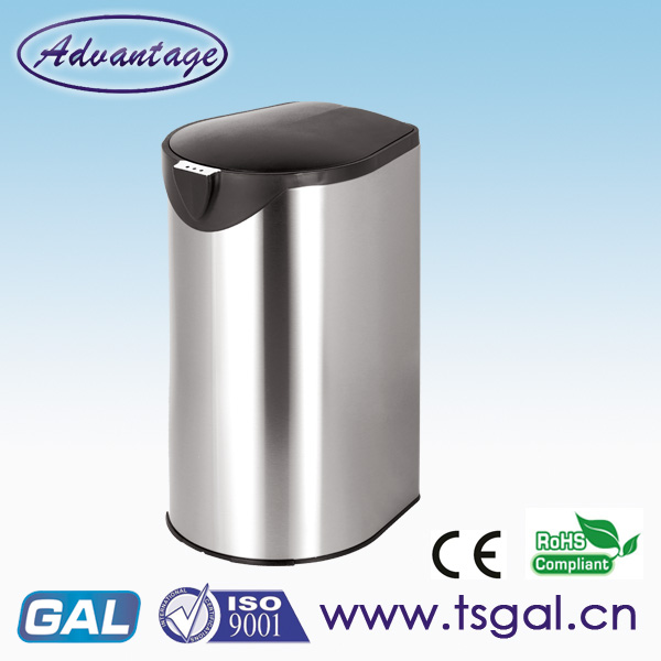 New Style Stainless Steel Sensor Automatic Bin