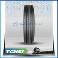 Intertrac brand 11R22.5 12R22.5 13R22.5 tubeless china new tyre for truck