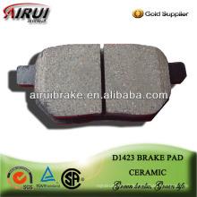 D1423 OE qualité corolla en céramique HOT SALE frein de frein de voiture