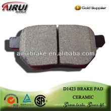 D1423 qualidade OE corolla cerâmica HOT SALE carro freio pad