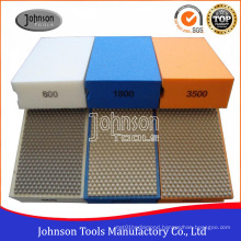 Resin Polishing Pad: Diamond Hand Polishing Pads