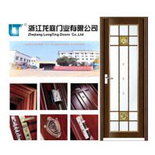 Standard Größe 2000 * 800mm Aluminium Waschraum Tür