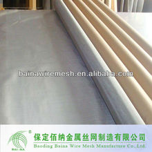 China fábrica directa de acero inoxidable tela de alambre