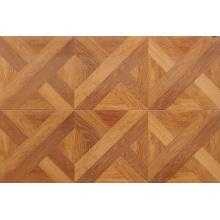 Hogar 8,3 mm en relieve roble encerado laminado piso