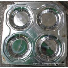 Подгоняно меламин чаша Прессформа Обжатия (МДж-021)