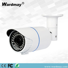 H.265 4.0 / 5.0MP Video Pengawasan IR Bullet IP Camera