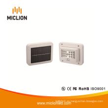 Luz que acampa solar de 1W IP44 LED con UL de Ce RoHS