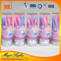 High Grade Taper Birthday Candle with Cylinder Packaging