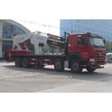 SINOTRUCK HOWO 8X4 27-40Tons Cargo Crane Truck