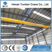 Wireless Remote Control 15t Bridge Crane System