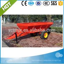 Farm tractor fertilizer drop spreader/manure spreader/fertilizer spreaders