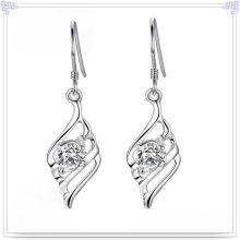 Crystal Jewelry Fashion Earring 925 Bijoux en argent sterling (SE048)