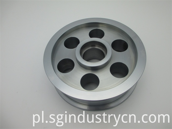 4340 Steel Precision Machining Parts