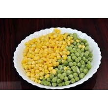 OEM/ODM Supplier for Frozen Mixed Vegetables,Mixed Vegetables Iqf,Organic Mixed Vegetables Manufacturer in China Frozen Green Pea with Sweet Corn supply to Burundi Factory