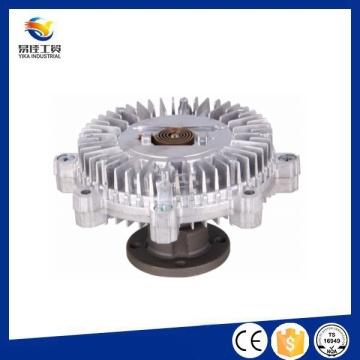 Venta caliente de refrigeración del sistema Auto Fan Cutch Silicona