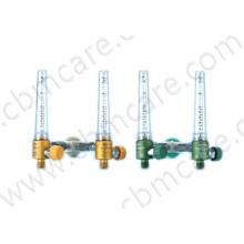 Twin Oxygen Flowmeters