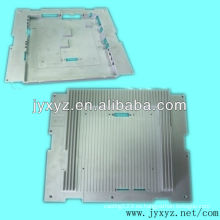 accesorios de la máquina disipador de calor de aluminio grande