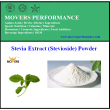 Fabrication Fournir Stevia Extrait (Stevioside) Poudre