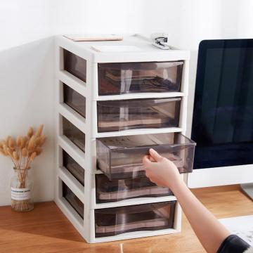 cômoda de plástico Armário de arquivo para escritório