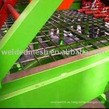 Máquina de malla de alambre soldada
