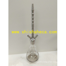Shisha Nargile Smoking Pipe Hookah Stainless Steel Stem