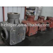 mecanizado de piezas de hierro, piezas de equipos agrícolas